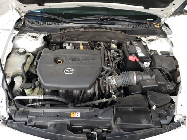 1YVHZ8BH5A5M21205 2010 Mazda 6 I 2.5L