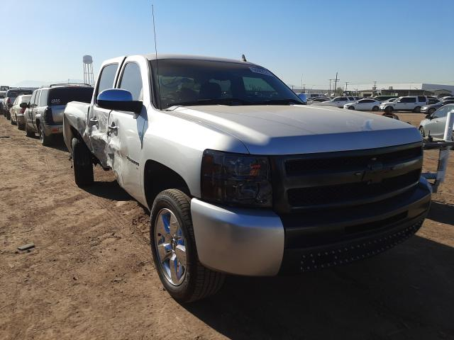Salvage cars for sale from Copart Phoenix, AZ: 2010 Chevrolet Silverado