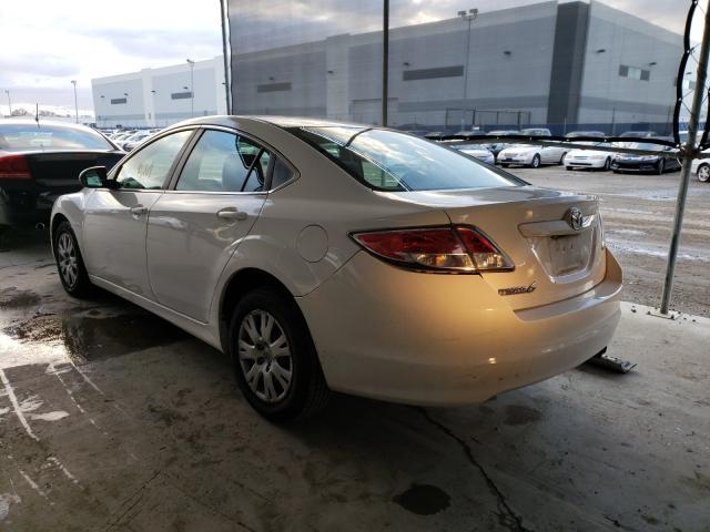 купить 2010 Mazda 6 I 2.5L 1YVHZ8BH5A5M21205