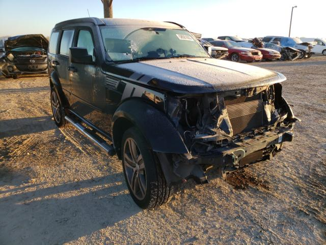 Salvage cars for sale from Copart Temple, TX: 2011 Dodge Nitro Deto