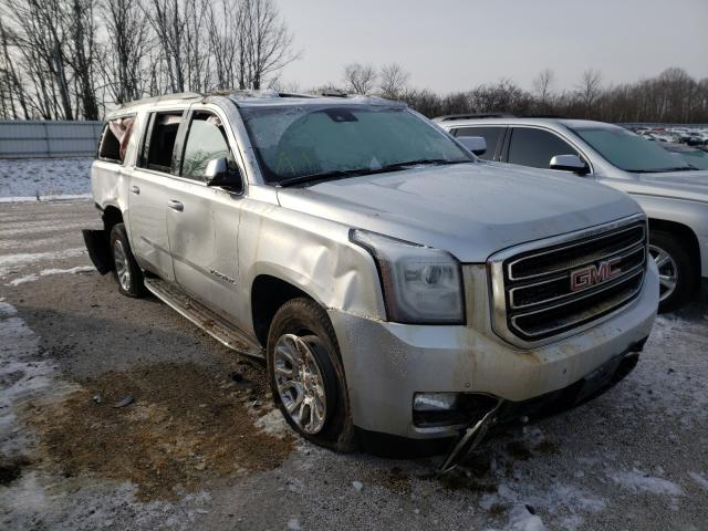 Salvage cars for sale from Copart Cudahy, WI: 2019 GMC Yukon XL K
