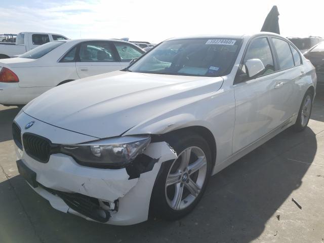 2014 BMW 328 I WBA3A5G58ENP29914