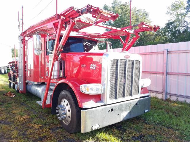 Peterbilt salvage cars for sale: 2015 Peterbilt 389