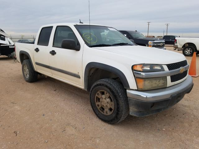 Salvage cars for sale from Copart Andrews, TX: 2008 Chevrolet Colorado L