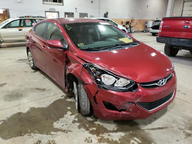 2013 Hyundai Elantra GL for sale in Moncton, NB