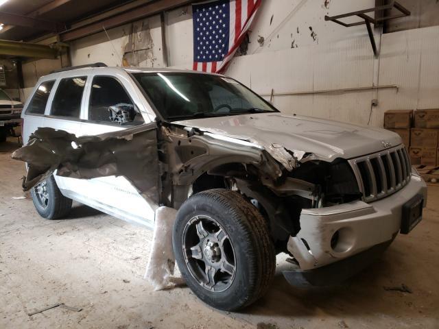 2007 Jeep Grand Cherokee en venta en Casper, WY