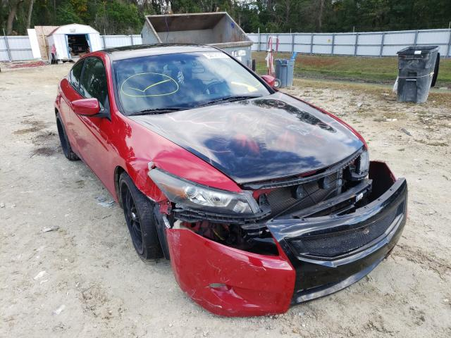 Salvage cars for sale from Copart Ocala, FL: 2008 Honda Accord EXL