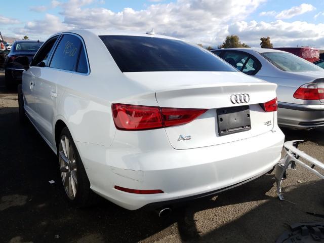 купить 2015 Audi A3 Premium 2.0L WAUEFGFF2F1037706
