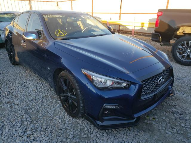 2019 Infiniti Q50 Luxe for sale in Haslet, TX