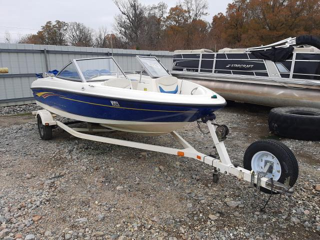 Bayliner salvage cars for sale: 2008 Bayliner Boat Only