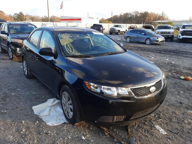 Salvage cars for sale from Copart Montgomery, AL: 2013 KIA Forte LX