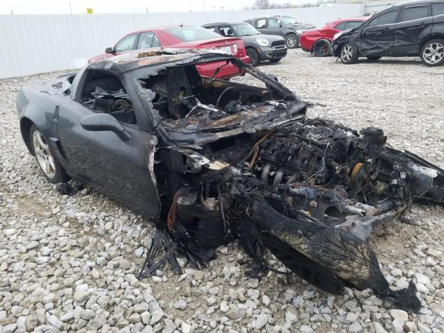 Salvage cars for sale from Copart Lawrenceburg, KY: 2012 Chevrolet Corvette Z