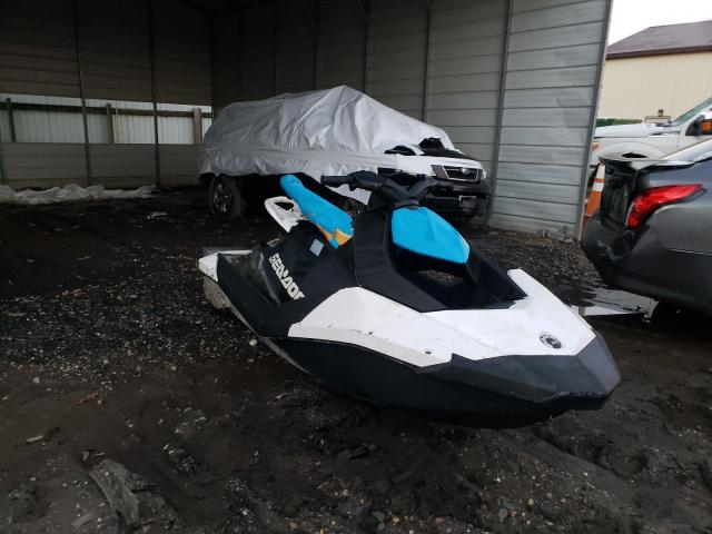 Salvage cars for sale from Copart Seaford, DE: 2020 Seadoo Jetski