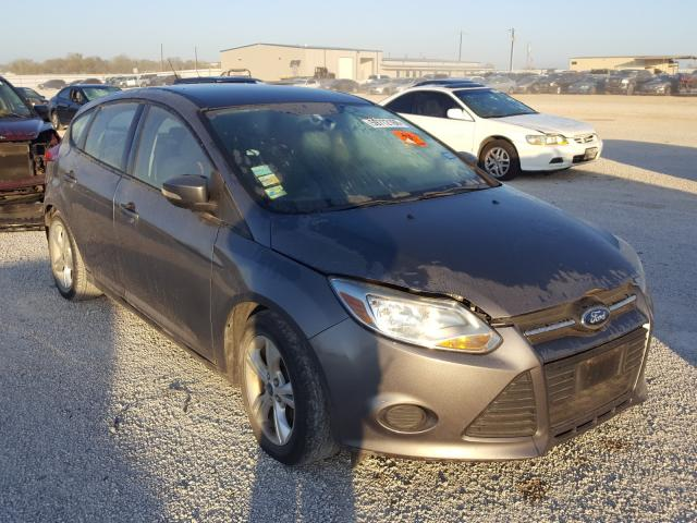 Salvage cars for sale from Copart San Antonio, TX: 2013 Ford Focus SE
