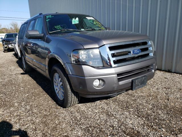 Salvage cars for sale from Copart Houston, TX: 2012 Ford Expedition