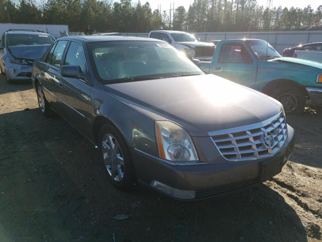 Salvage cars for sale from Copart Charles City, VA: 2007 Cadillac DTS