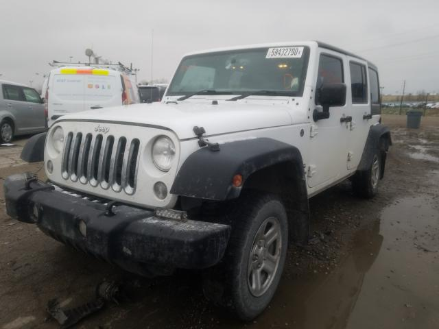Jeep Vehiculos salvage en venta: 2014 Jeep Wrangler U