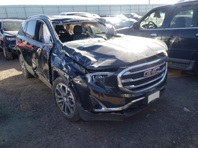 Salvage cars for sale from Copart Albuquerque, NM: 2018 GMC Terrain SL