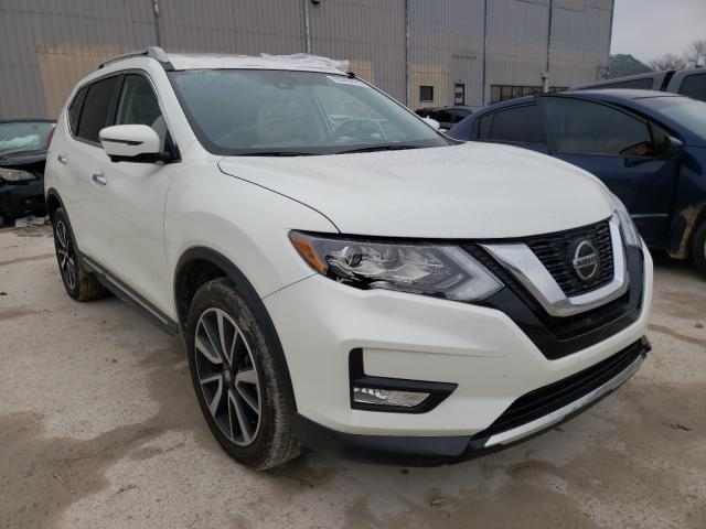 Salvage cars for sale from Copart Lawrenceburg, KY: 2019 Nissan Rogue S