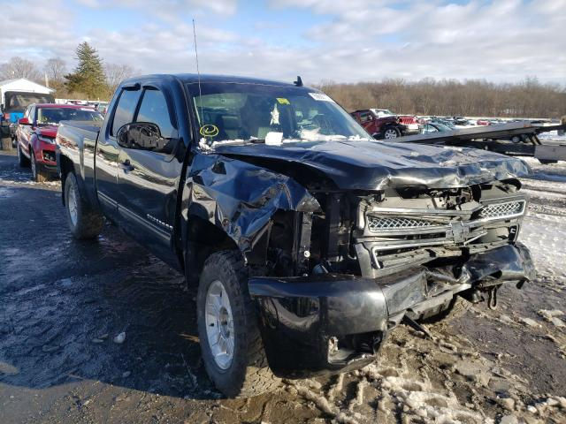 Salvage cars for sale from Copart Grantville, PA: 2013 Chevrolet Silverado