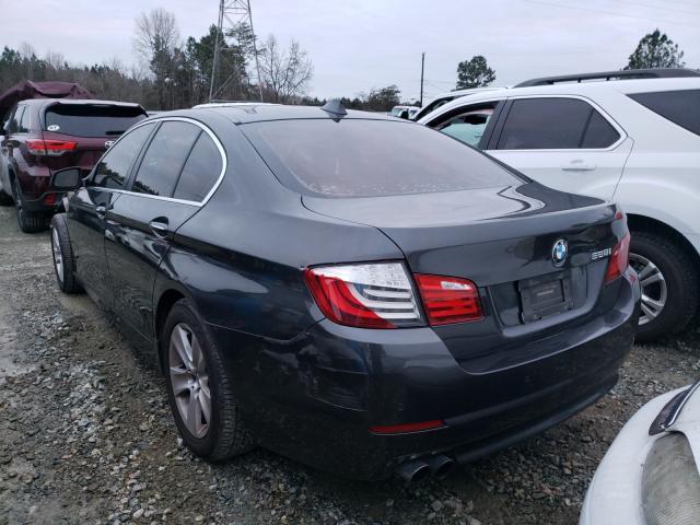 2011 BMW 528 I WBAFR1C51BC737705