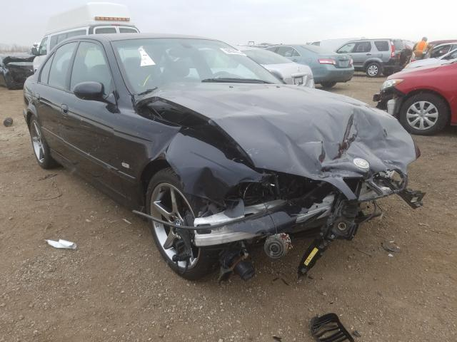 BMW M5 salvage cars for sale: 2001 BMW M5