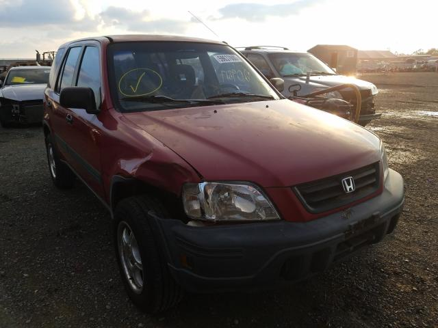 Salvage cars for sale from Copart Antelope, CA: 1998 Honda CR-V LX