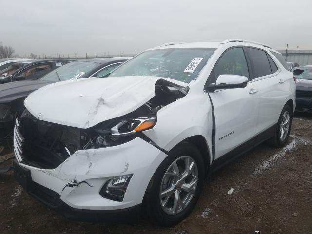 из сша 2018 Chevrolet Equinox Pr 1.5L 3GNAXMEV7JS595037
