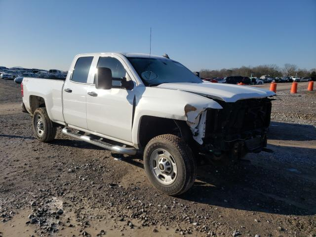 Salvage cars for sale at Madisonville, TN auction: 2017 Chevrolet Silverado