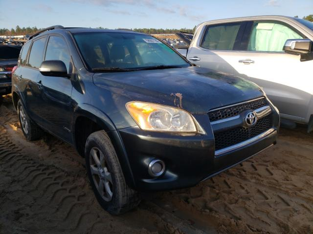 Salvage cars for sale from Copart Gaston, SC: 2009 Toyota Rav4 Limited