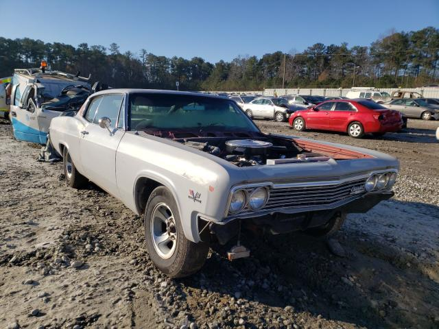 Chevrolet Caprice salvage cars for sale: 1966 Chevrolet Caprice