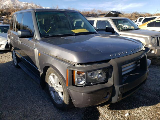 Salvage cars for sale from Copart Reno, NV: 2005 Land Rover Range Rover