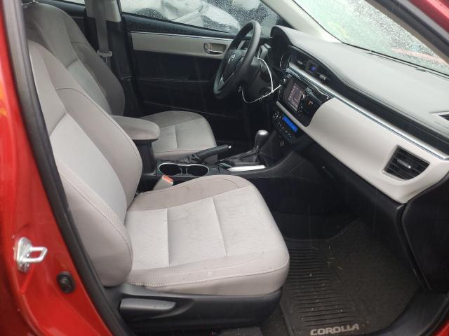 пригнать из сша 2016 Toyota Corolla L 1.8L 2T1BURHE0GC599953