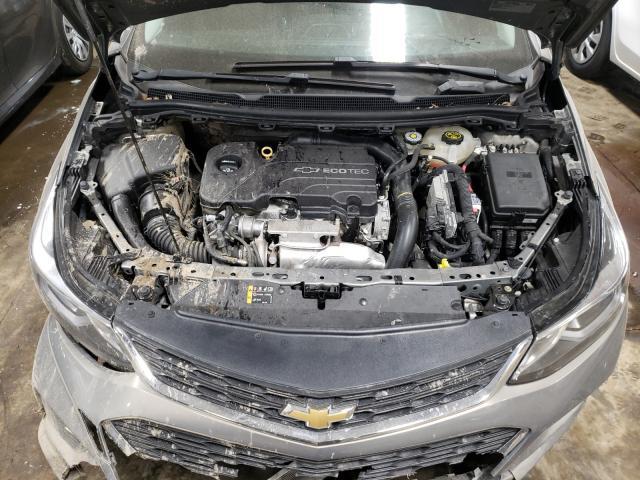 1G1BE5SM0H7124935 2017 Chevrolet Cruze Lt 1.4L