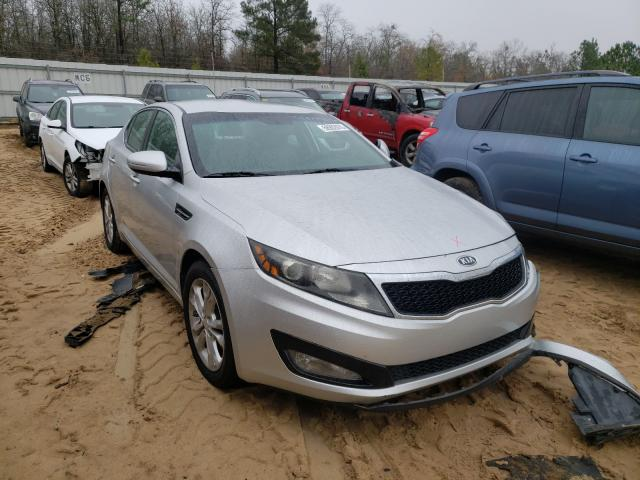 Salvage cars for sale from Copart Gaston, SC: 2012 KIA Optima EX