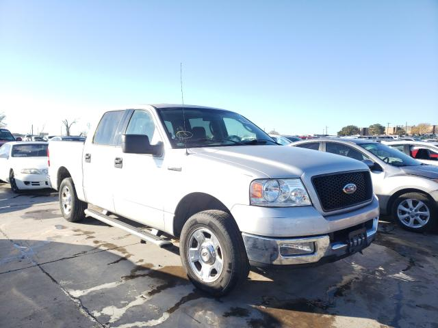 Salvage cars for sale at Grand Prairie, TX auction: 2004 Ford F150 Super