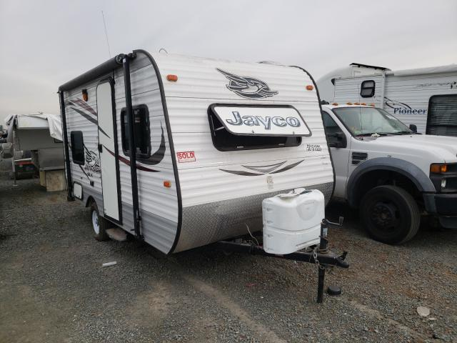Jayco salvage cars for sale: 2015 Jayco Trailer