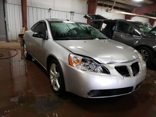Pontiac Vehiculos salvage en venta: 2008 Pontiac G6 GT