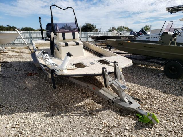 Salvage cars for sale from Copart Corpus Christi, TX: 2017 Maje F. Boat