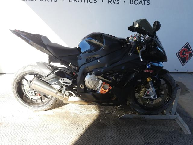 Salvage cars for sale from Copart Riverview, FL: 2012 BMW S 1000 RR