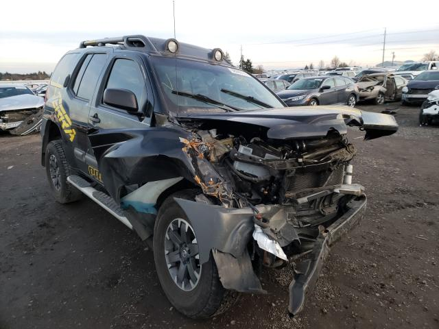 Salvage cars for sale from Copart Eugene, OR: 2014 Nissan Xterra X