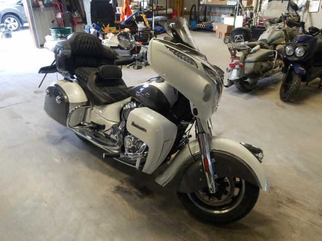Indian Motorcycle Co. Roadmaster salvage cars for sale: 2020 Indian Motorcycle Co. Roadmaster