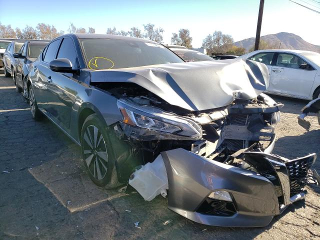 Salvage cars for sale from Copart Colton, CA: 2019 Nissan Altima SL