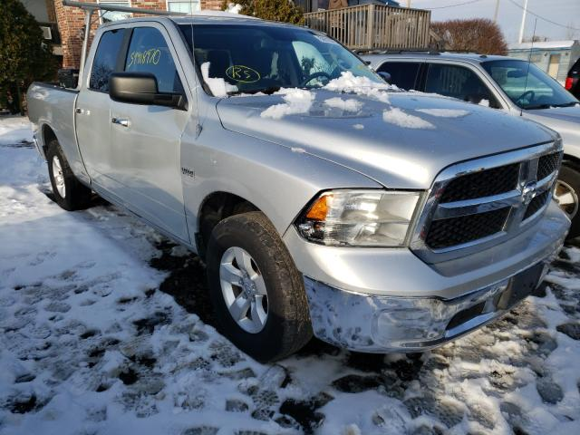 Salvage cars for sale from Copart North Billerica, MA: 2014 Dodge RAM 1500 SLT