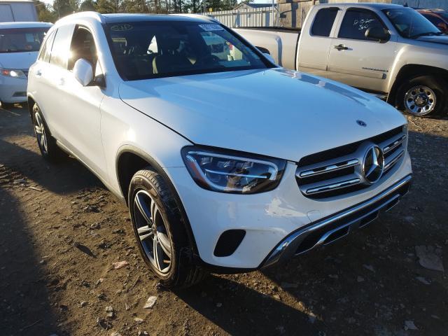 Mercedes-Benz Vehiculos salvage en venta: 2020 Mercedes-Benz GLC 300