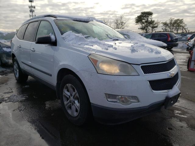 Chevrolet Traverse salvage cars for sale: 2009 Chevrolet Traverse