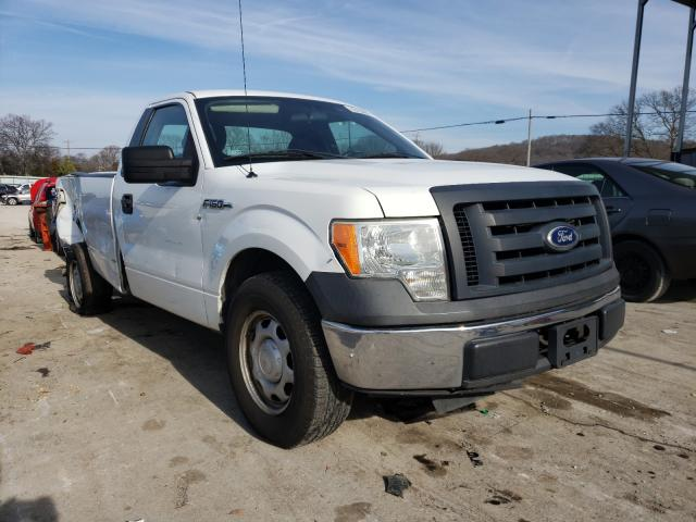 Salvage cars for sale from Copart Lebanon, TN: 2010 Ford F150