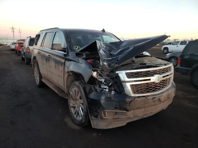 Salvage cars for sale from Copart Brighton, CO: 2020 Chevrolet Tahoe K150