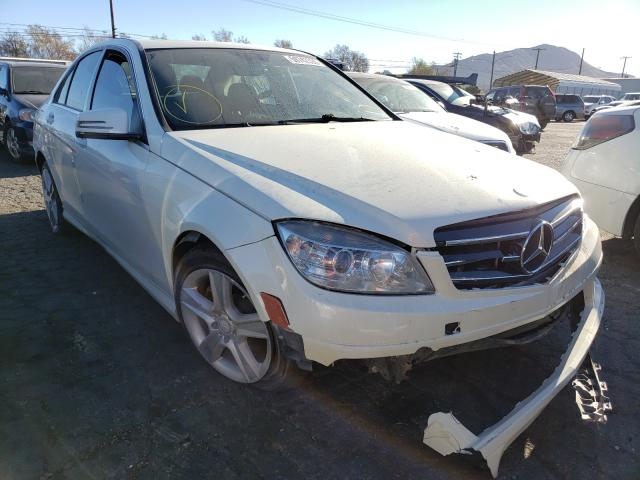 Salvage cars for sale from Copart Colton, CA: 2010 Mercedes-Benz C300