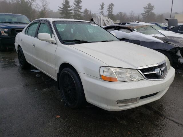 Salvage cars for sale from Copart Exeter, RI: 2003 Acura 3.2 TL Type S